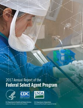 2017 annual report cover image
